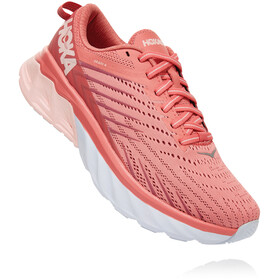 Hoka One One Arahi 4 Shoes Women lantana/heather rose